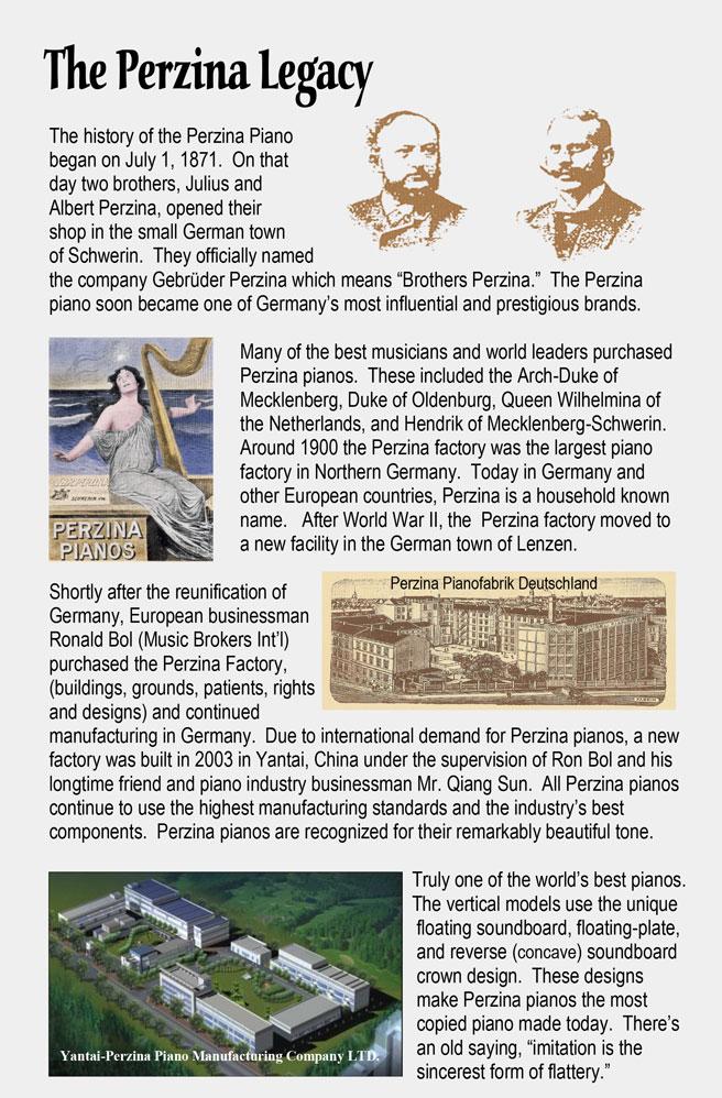 Perzina-history