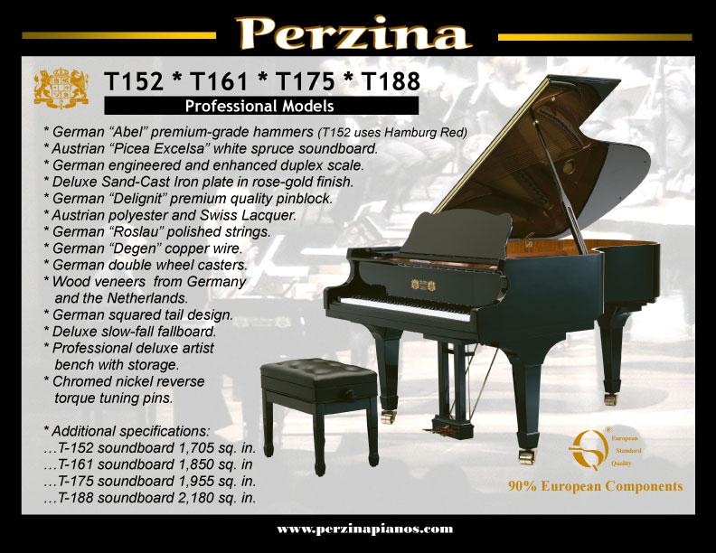 Perzina T-Series Grands
